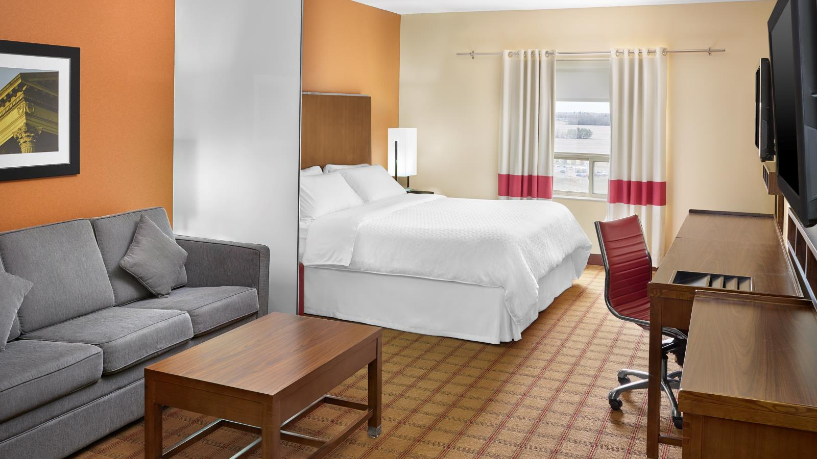 Starwood Suites Four Points by Sheraton Edmonton Gateway