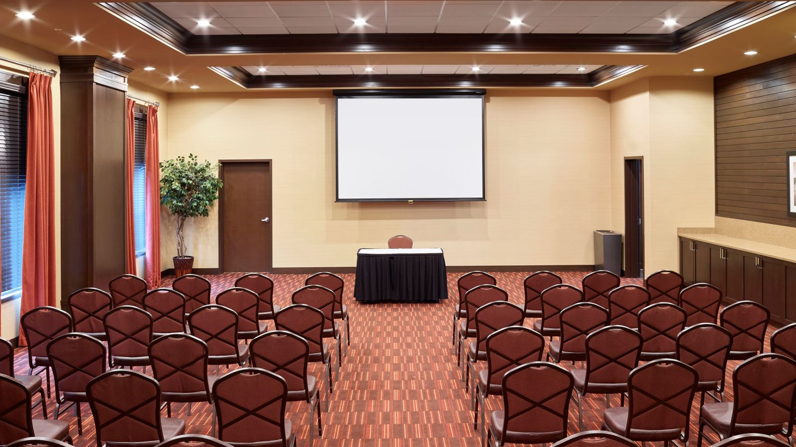Meeting Rooms Edmonton - Windermere Meeting Room
